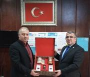 Azerbaycan Diaspora Teşkilatından ASİMDER'e Teşekkür Ziyareti