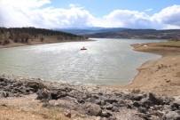 Bolu'nun İçme Suyu Göletinde Seviye Yüzde 57'Ye Yükseldi