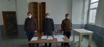 Daday Muhtarlar Derneği'nde Başkan Karasan Güven Tazeledi