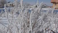 Göle, Sibirya Gibi Açıklaması Termometre Eksi 22 Dereceyi Gösterdi