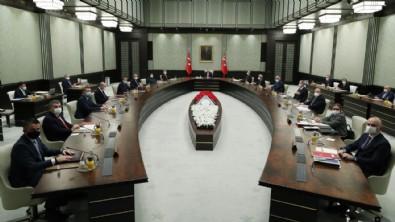 Kabine toplantısında gündem: Vaka artışları