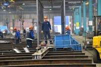 KARDEMİR 4 Bin Tonluk Çelik Konstrüksiyon İmalat Ve Montaj İşi Aldı