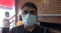 Kars'ta Boğazına Et Kaçan Çocuğu İşyeri Sahibi Kurtardı