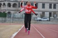 Karslı Milli Atlet Tuğba Toptaş, Avrupa Şampiyonasına Hazırlanıyor