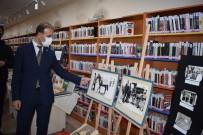 Kütüphane Haftası Nedeniyle Kitap Sergisi Açıldı