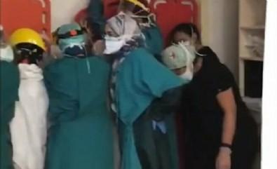 Ankara'da hastane basmışlardı! O magandalar hakkında flaş karar!