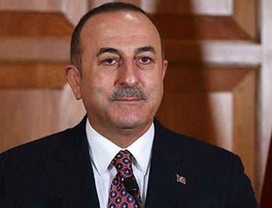 Bakan Çavuşoğlu'dan dış politikaya ilişkin önemli açıklamalar!