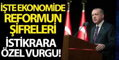 Başkan Erdoğan ekonomide reform paketini önümüzdeki hafta açıklayacak! İşte ekonomide reform paketinin detayları