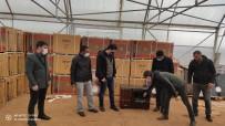 Bingöl'de 93 Köyde Hibeli Soba Dağıtıldı