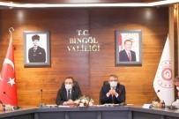 Bingöl'de 'Deprem Değerlendirme Toplantısı'