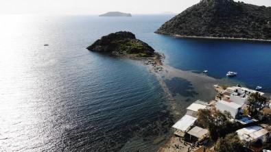 Deniz çekilince ortaya çıktı! Tam 3 bin 500 yıllık kral yolu