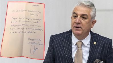Eski CHP Milletvekili Teoman Sancar konuştu! 'İstifa mektubum hazırlanmıştı bile...'