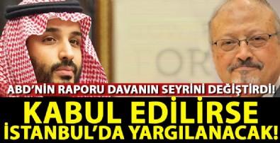 Kaşıkçı cinayetinde yeni gelişme! Prens Selman İstanbul'da yargılansın!