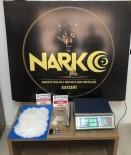 Kayseri'de 2 Farklı Uyuşturucu Operasyonu Açıklaması 3'Ü Yabancı Uyruklu 5 Gözaltı