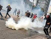 KANADA - Myanmar'daki gösterilerde kanlı bilanço: 33 ölü!