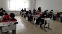 Öğrenciler Çözüme Giriş Sınavına Yoğun İlgi Gösterdi
