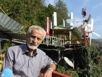 Rize'de Dönen Evi İle Tanınan Bilal Atasoy Hayatını Kaybetti