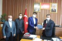 Yeşilhisar Belediyesi'nde İmzalar Atıldı