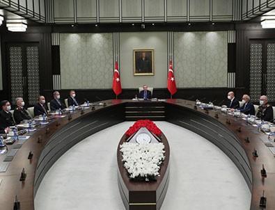 Ankara'da kritik toplantı! Erdoğan başkanlık ediyor!