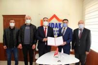 'Arpalı'da Çoruh Turizme Akıyor' Projesinin Destek Sözleşmesi İmzalandı