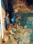 Bartın'da Heyelan Sonrası 2 Ev Boşaltıldı