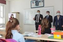 Başkan Yüksel Minik Öğrencilerle Derse Girdi