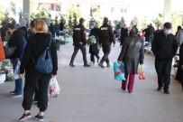 Bolu'da Hafta Sonu Yasakları Semt Pazarlarının Gününü Değiştirdi