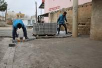 Haliliye'nin 4 Mahallesinde Yol Yapım Çalışması