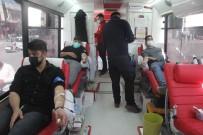 'İyi Ki Varsın Kan Dostum' Kampanyasına Türk Ve Suriyeliler'den Destek