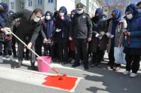 Kars'ta  'Kırmızı Çizgi' Uygulaması