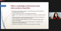 Kilis'te Siber Zorbalık Başlıklı Söyleşi