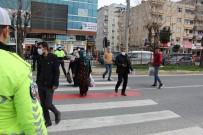 Mardin'de 'Yaya Önceliği Kırmızı Çizgimizdir' Projesi Hayata Geçirildi
