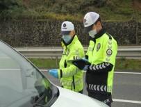 Ordu'da Bir Haftalık Trafik Bilançosu Açıklaması Bin 258 Araca Ceza, 52 Araç Trafikten Men