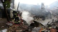 Ordu'daki Yangın Kontrol Altına Alındı, Soğutma Çalışmaları Sürüyor