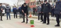 Osmancık 'Kırmızı Çizgisini' Çekti