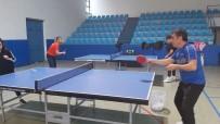 Sanayide Yaptığı Masa Tenisi Masaları İle Uluslararası Turnuvayı İlçeye Getirdi