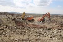 Sivrihisar'da 209 TOKİ Konutu İçin Temeller Atılıyor