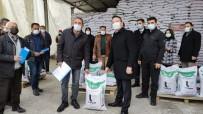 Sungurlu'da Çiftçilere 34 Ton Nohut Tohumu Dağıtıldı