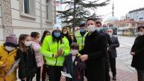 Sungurlu'da 'Yaya Güvenliğinin Bekçisiyiz' Etkinliği