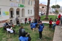 Taşova'da Farkındalık İçin 15 Dakika Kitap Okudular