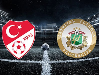 Türkiye-Letonya! Maçta beraberlik var!