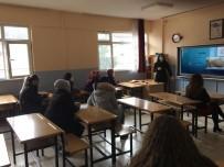 Yenice'de  Velilere Hijyen  Eğitimi Verildi