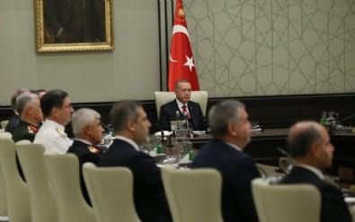 Yılın ikinci MGK'sı bugün Başkan Erdoğan liderliğinde toplanacak! Masada terörle mücadele var