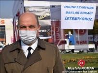 Yürütmeyi Durdurma Kararına MHP'den Teşekkür