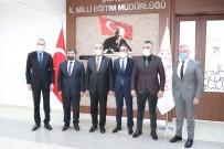 AK Parti Çorum İl Başkanı Ahlatcı Açıklaması 'Çorum'da Eğitim Kalitesinin Artırılması İçin Ne Gerekiyorsa Yapacağız'