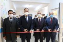 Amasya'da Kütüphane Açıldı