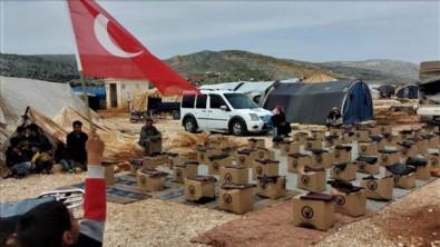 Brüksel'deki Suriyelilere destek konferansında Türkiye'ye övgü