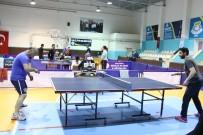 Haliliye Belediyesi Masa Tenisi Ligi Başladı