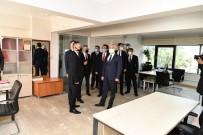 Isparta Denetimli Serbestlik Müdürlüğü Yeni Binasında
