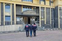 Kahramanmaraş'ta Kablo Hırsızı Yakalandı